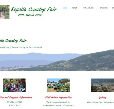 Royalla Country Fair